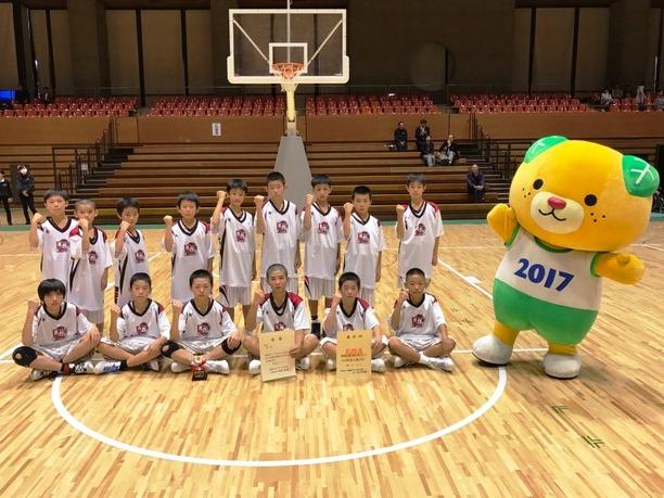 久米ミニバスケットボールクラブ
