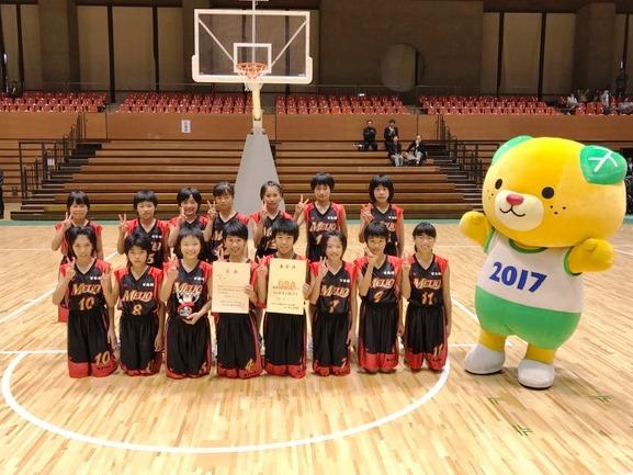 明城ミニバスケットボールクラブ