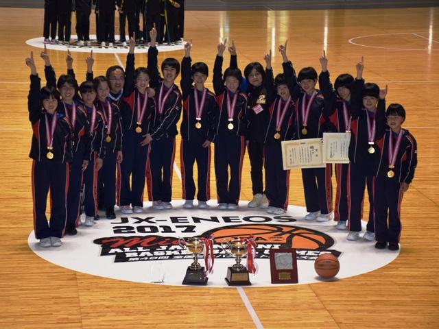 第49回 全国ミニバスケットボール大会 【男子】出 …